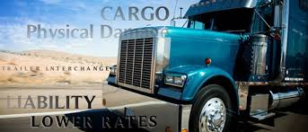 Trucking insurance liabilty and cargo